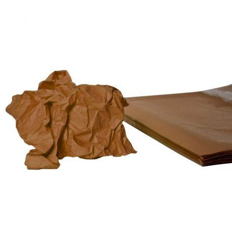Rame mousseline 18gr chocolat 50x75 cm x 240
