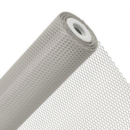 Emballage MAZZO gris argent 60 cm x 25 m