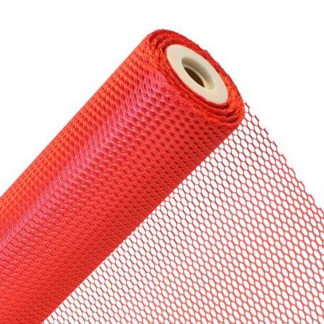 Emballage MAZZO rouge 60 cm x 25 m