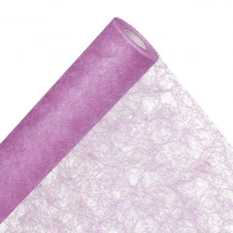 Emballage fibre violet 60 cm x 50 m