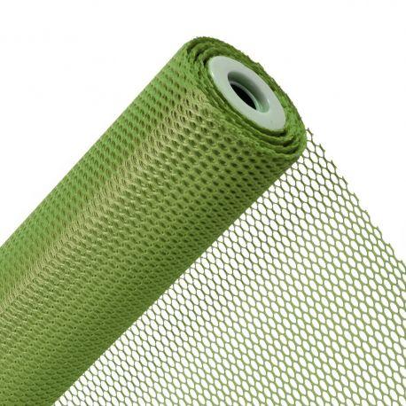 Emballage MAZZO vert olive 60 cm x 25 m