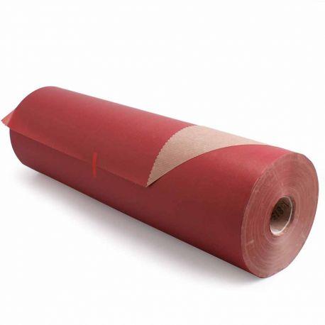 Rouleau de 12kg kraft rouge - 60cm 50gr