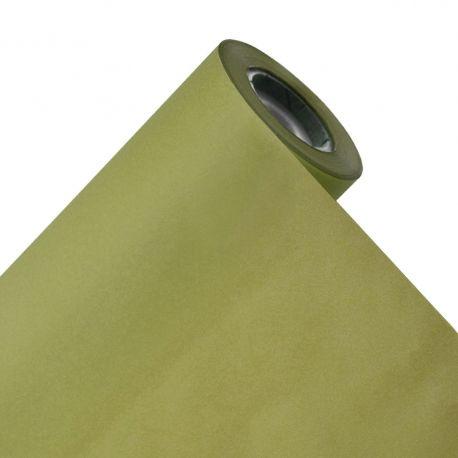 Emballage soie OLIVE 31gr 50 cm x 350 m
