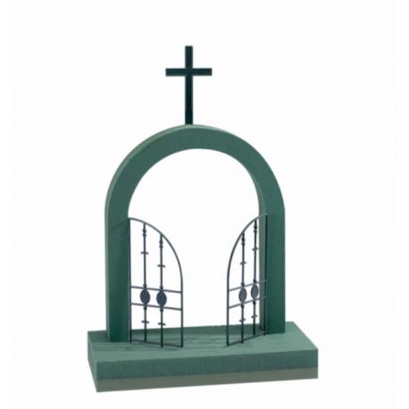 Portes paradis en mousse OASIS 51x46 cm