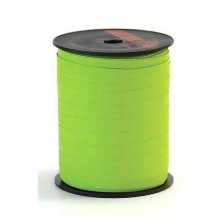 Bolduc papier vert anis mat 10mm x 250m