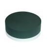 Coussin mousse EDEN fond polystyrène D 40 cm H 8cm Lot de 2