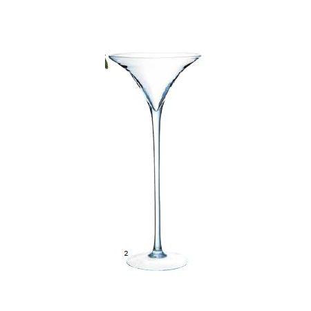 Vase Martini 50x25cm