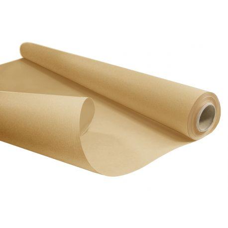 Emballage kraft naturel 80 cm x 50 m