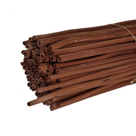 Branches de jute marron : H 1 m x 100 pièces