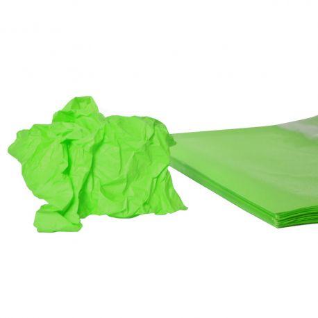 Rame mousseline 18gr vert anis 50x75 cm x 240